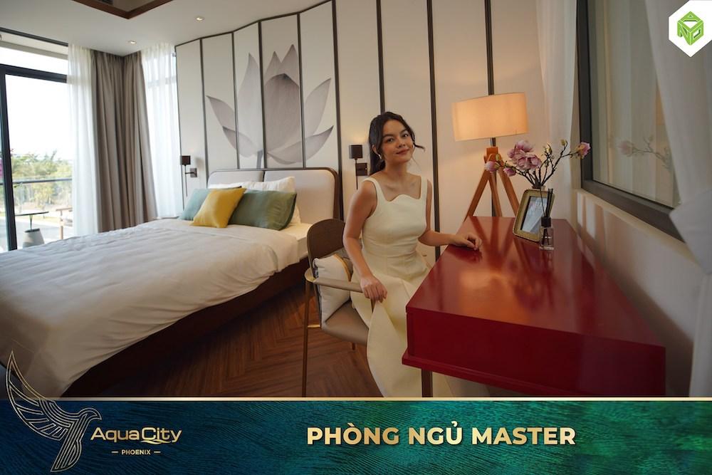 Nhà mẫu Đảo Phượng Hoàng - Phòng Ngủ Master