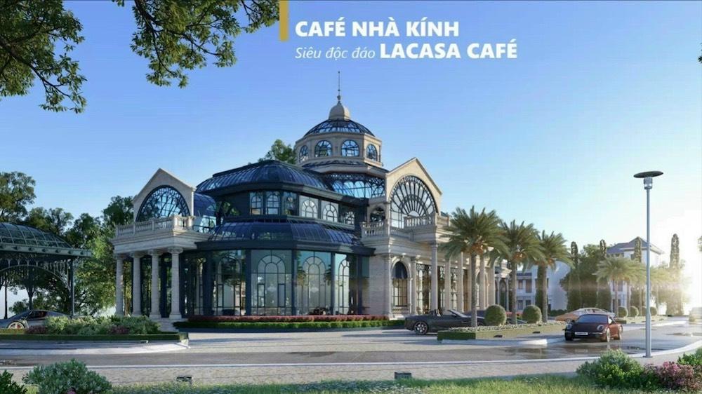 Aqua Marina - Cafe nhà kính La Casa
