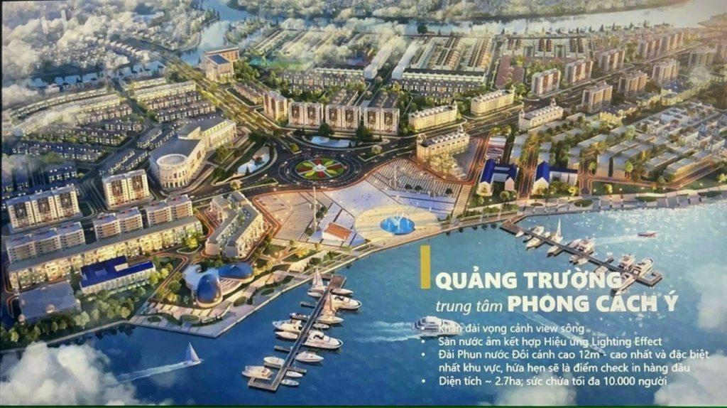 Aqua Marina - Quảng Trường