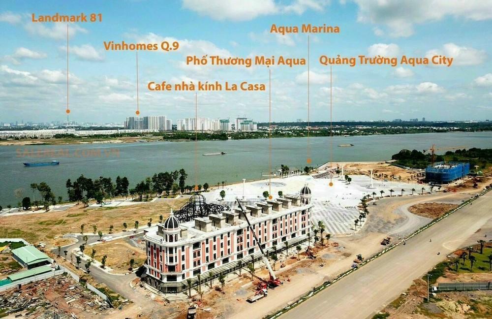 Aqua Marina - Tiện ích 06.2021