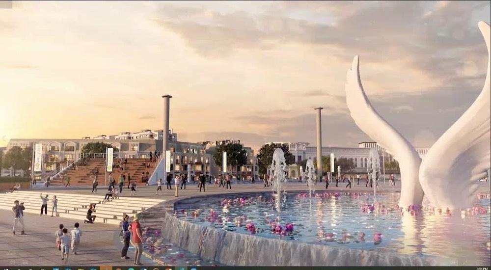 Quảng Trường Aqua City 06.2021