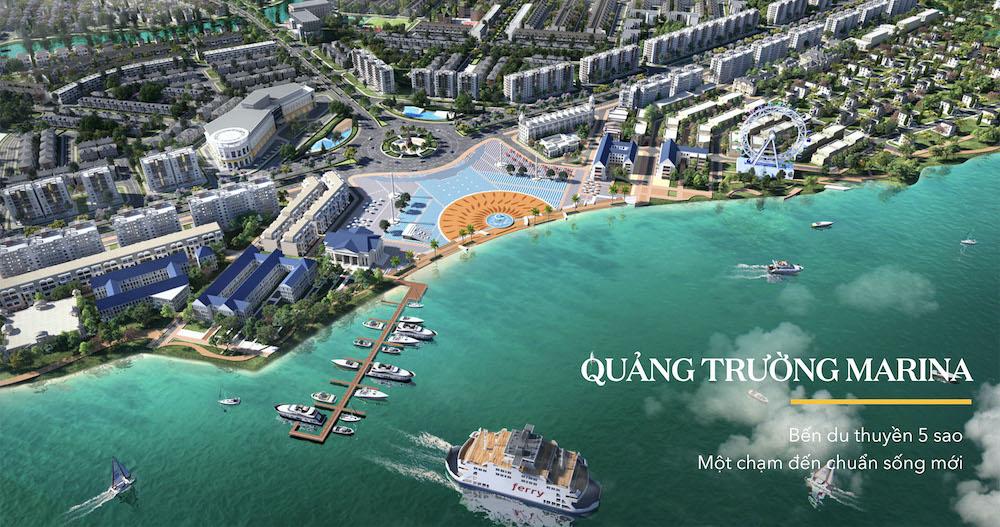 Quảng Trường Aqua Marina